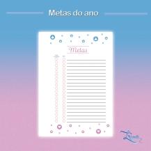 planner blog metas